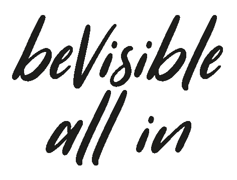 BeVisible All In Logo